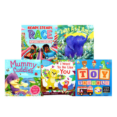 Smiley Stories: 10 Kids Picture Books Bundle image number 3