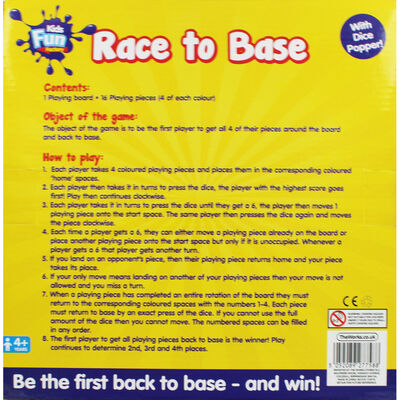 Race to Base Game image number 3
