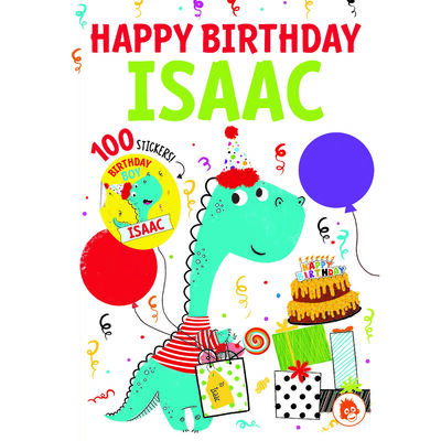 Happy Birthday Isaac image number 1