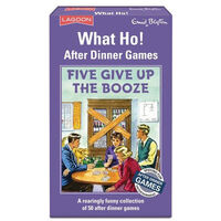 Enid Blyton What Ho After Dinner Games