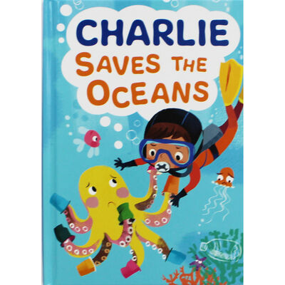 Charlie Saves The Oceans image number 1