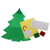 Make Your Own Felt Advent Tree