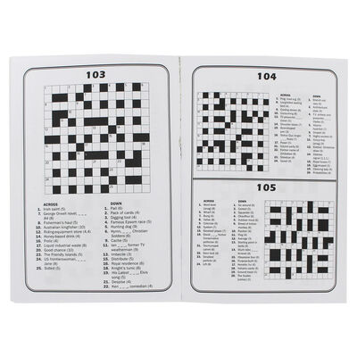 Crossword Puzzles - Assorted image number 2