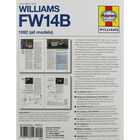 Haynes: Williams FW14B image number 3