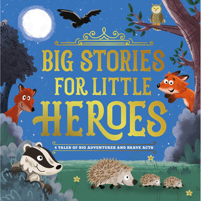 Big Stories for Little Heroes image number 1