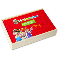Cocomelon Wooden Memory Match Game