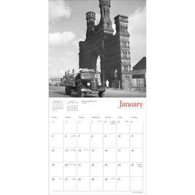 Dundee Heritage 2020 Wall Calendar image number 2