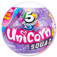 5 Surprise Unicorn Squad Surprise Ball: Assorted