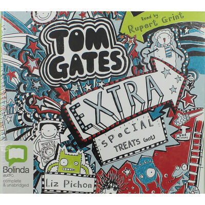 Tom Gates Extra Special Treats: CD image number 1