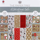 A Christmas Tale Paper Kit - 8x8 Inch image number 1