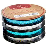 Holographic Curling Ribbon - Assorted