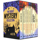 The Great Reads Mystery Collection: 9 Book Box Set image number 1