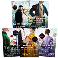 The Bridgerton Collection 1-5 Book Bundle