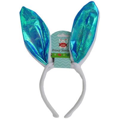 Easter Bunny Ears Headband - Assorted image number 1