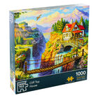 Cliff Top House 1000 Piece Jigsaw Puzzle image number 1