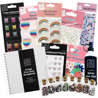 Father's Day Ultimate Create Your Own White Scrapbook Bundle