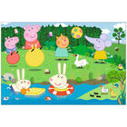 Peppa Pig Holiday Fun 60 Piece Jigsaw Puzzle image number 2