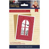 'Twas the Night Before Christmas Traditional Window Cut & Emboss Folder