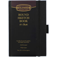 Pocket Case Bound Sketch Book