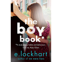 The Boy Book: Ruby Oliver 2