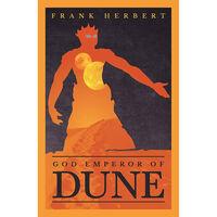 God Emperor of Dune: Dune Book 4