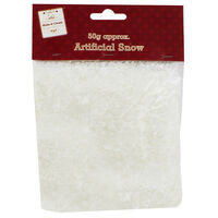 Artificial Snow 50g