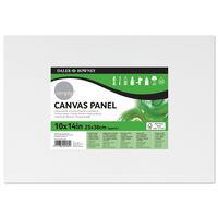 "Canvas Panel 10"" x 14"""