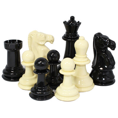 Giant Chess Game Set image number 2