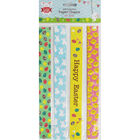 60 Self Adhesive Easter Paper Chains image number 1
