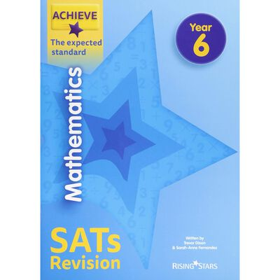 Achieve Mathematics SATs Revision: Year 6 image number 1