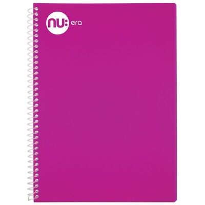 Nu Craze Bright A5 Notebook - Assorted image number 1