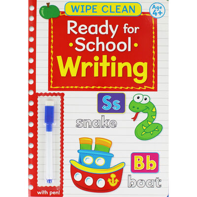 Ready for School: Writing image number 1