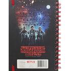 Stranger Things A5 Metallic Notebook image number 4
