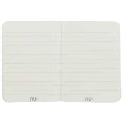 Nu Kraft A6 Notebook Manilla  image number 2