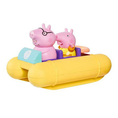 Peppa Pig Pull & Go Pedalo image number 1