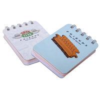 Friends Mini Wiro Notebook: Pack of 2