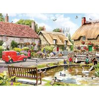 Out in the Countryside 3-in-1 Jigsaw Puzzle Set