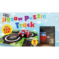 Track 9 Piece Jigsaw Puzzle