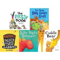 Smile With Story-Times - 10 Kids Picture Books Bundle