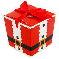 Festive Treat Boxes: Pack of 4