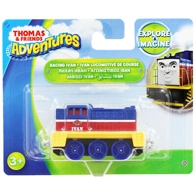 Thomas and Friends - Racing Ivan Toy Train image number 1