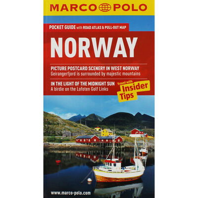 Norway - Marco Polo Pocket Guide image number 1