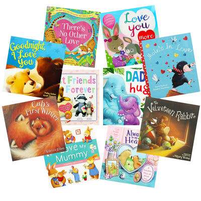 Lots of Love - 10 Kids Picture Books Bundle image number 1