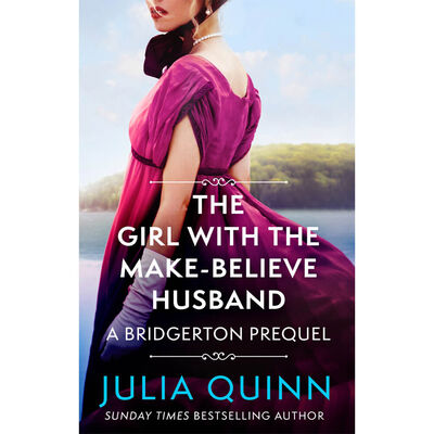 Bridgerton Prequel Book 2: The Girl with the Make-Believe Husband image number 1