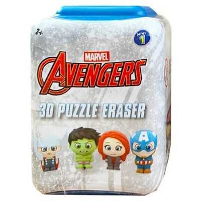 Avengers Puzzle Palz Character Eraser image number 1
