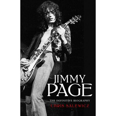 Jimmy Page: The Definitive Biography image number 1