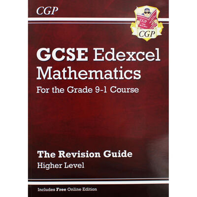 GCSE Edexcel Maths: The Revision Guide - Higher Level image number 1