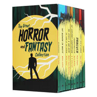The Great Horror and Fantasy Collection: 9 Book Box Set