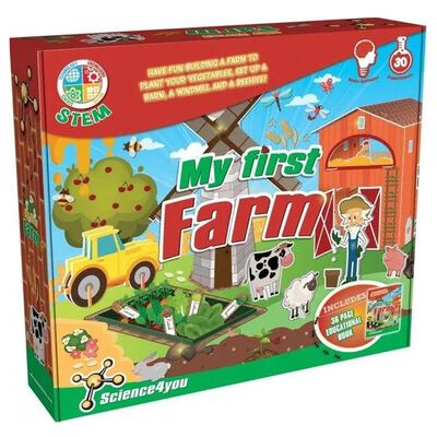 Science 4 You My First Farm image number 1