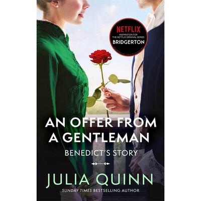 Bridgerton Book 3: An Offer From A Gentleman image number 1